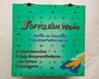 paños absorbentes softclean