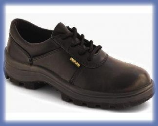 Zapato de seguridad cuero Jano